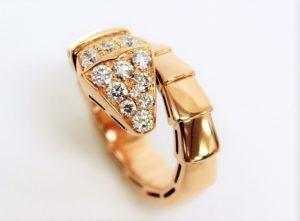 promo code 523b7 600eb ブルガリの指輪セルペンティPGを楽天ショップにて販売中 ...